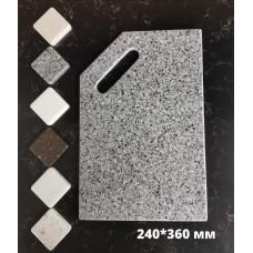 Разделочная доска из камня