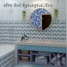 Мебель в ванную с тумбой