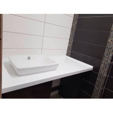 Столешница из камня в ванную