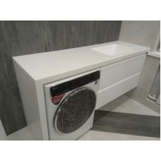 Мебель  в ванную с подвесной тумбой