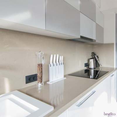 Столешница из кварца для кухни. Boletus 3333